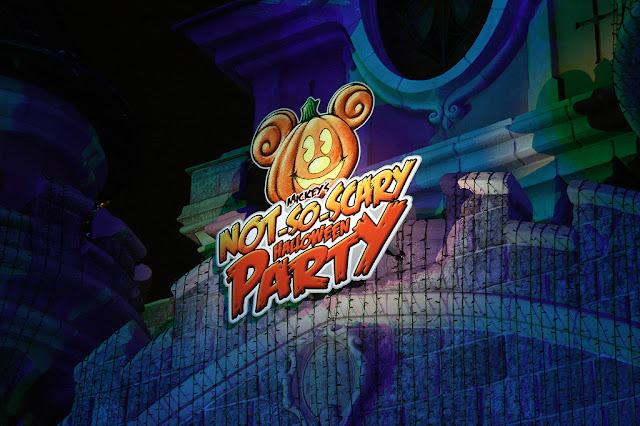 MICKEY´S NOT SO SCARY HALLOWEEN PARTY