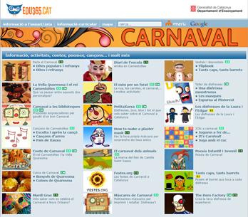 http://www.edu365.cat/carnaval/