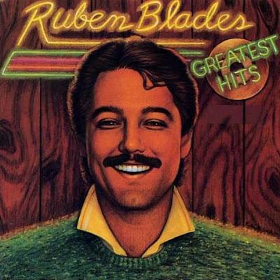 Imagen de Rubén Blades en portada de disco