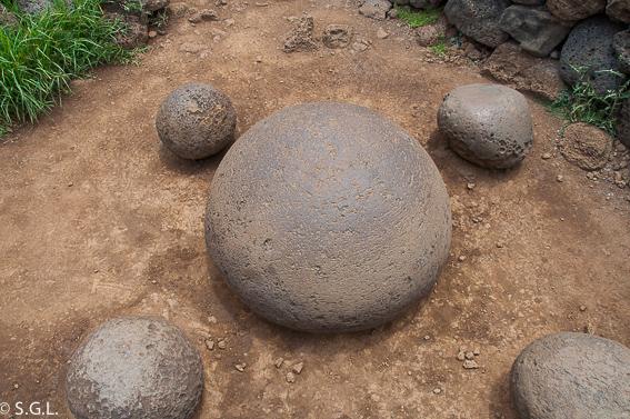 Te pito o te Henua ombligo del mundo en Isla de Pascua