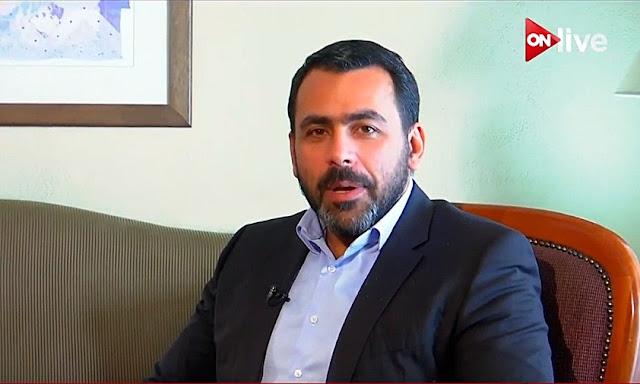 برنامج نقطة تماس 27-1-2018 يوسف الحسينى و سامح شكرى