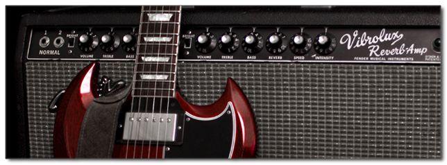 Conocimiento del Equipo para Guitarra Eléctrica
