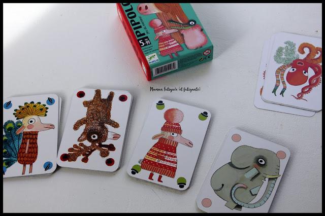 pipolo djeco jeu de cartes