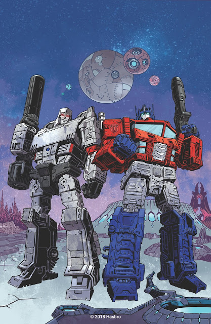 transformers relaunched