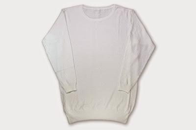theSakaki [ theBang編物 U-L/S ] White