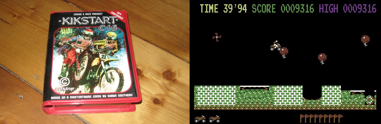 RGCD: C64 Game Cartridges
