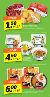 Albert Heijn folder week 12, 20 – 26 Maart 2017