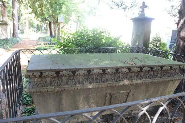alter Friedhof Bonn / eigene kleine Welt