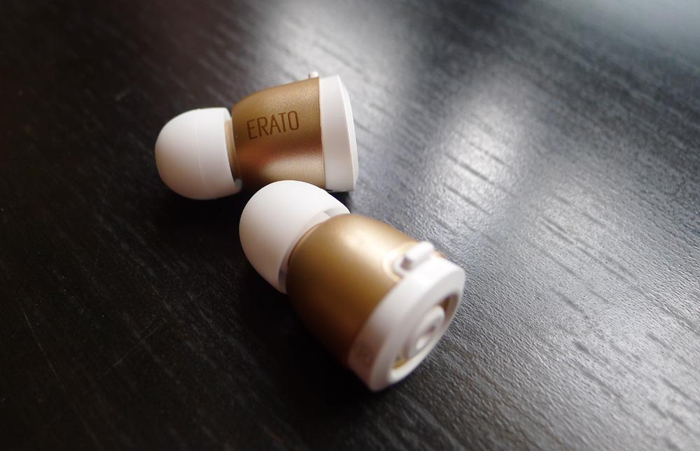 Αποτέλεσμα εικόνας για Apollo 7 The World's Most Compact True Wireless Earphones – Gold