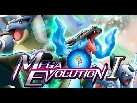 Pokemon XY Mega Evolution act 1 hindi