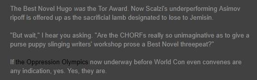 The Tor Award