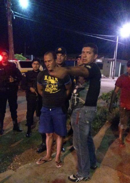 Ex apenado é flagrado por populares tentando furtar motocicleta