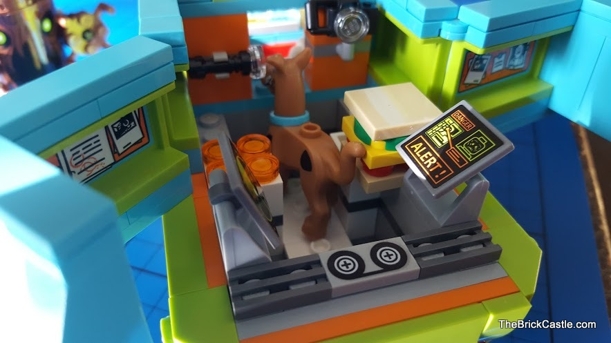 The Brick Castle The Lego Scooby Doo Mystery Machine Set