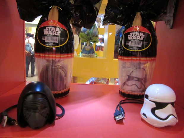 Ovo de Páscoa 2016 Nestle Star Wars