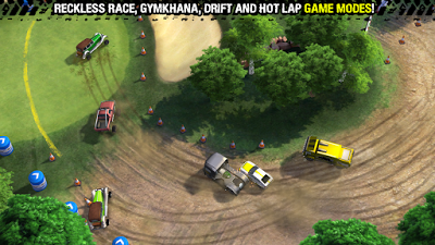 Reckless Racing 3 Apk Data v1.2.0 Full version