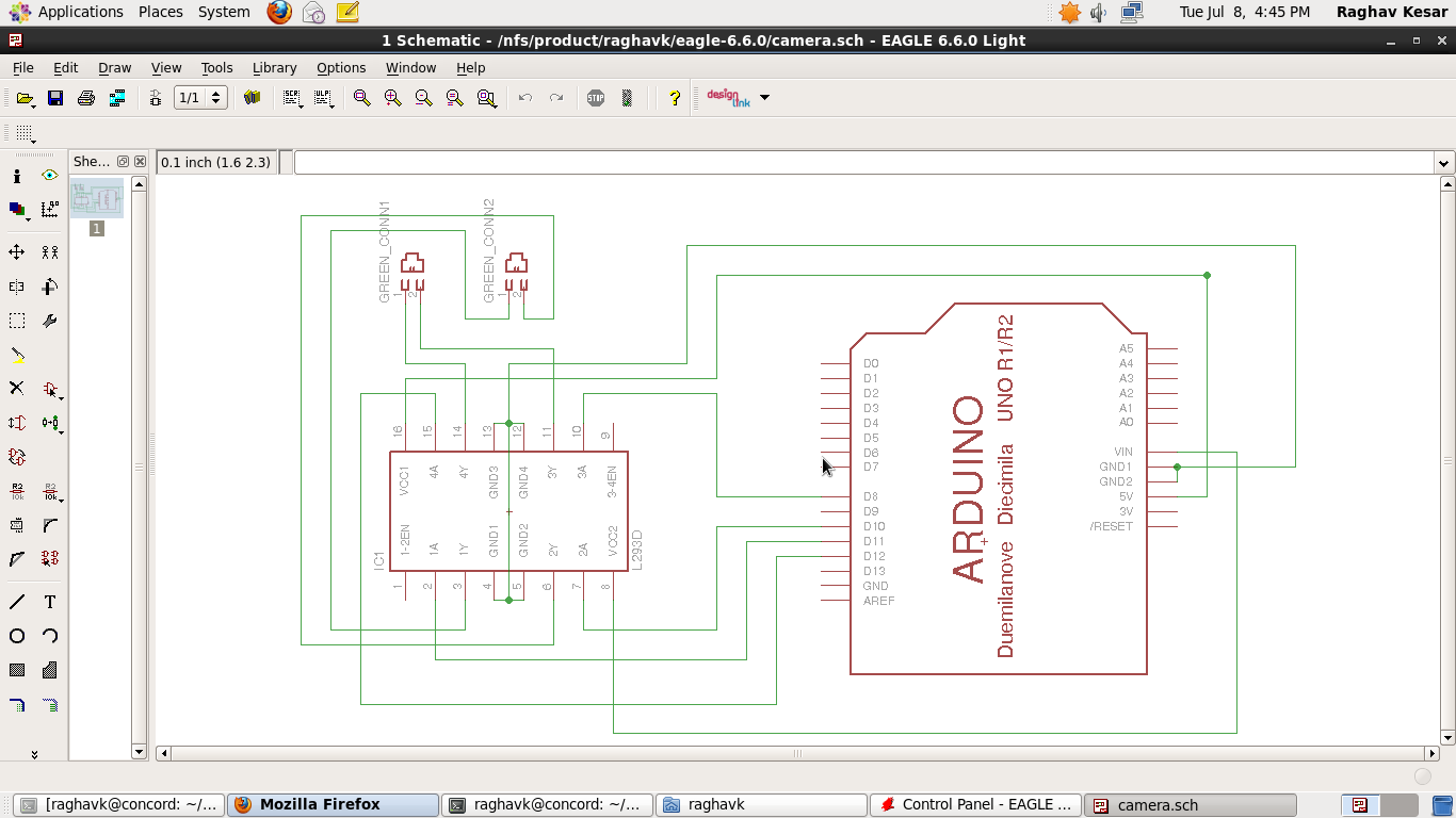 Controlling stepper motor with Arduino | open source codes