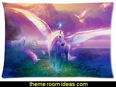 unicorn Pillow Cover