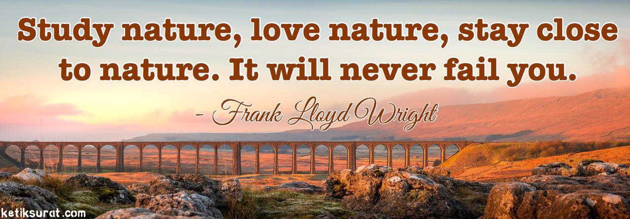 29 Quotes Bahasa Inggris About Nature Dan Artinya Ketik Surat