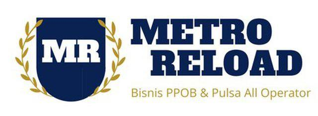 Metro Reload - Distributor Pulsa All Operator, Token PLN, Voucher Game Online dan PPOB