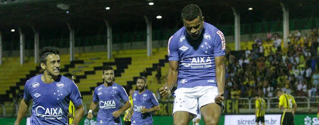 Cruzeiro segue sem perder no ano (Foto: Divulgação/Light Press)
