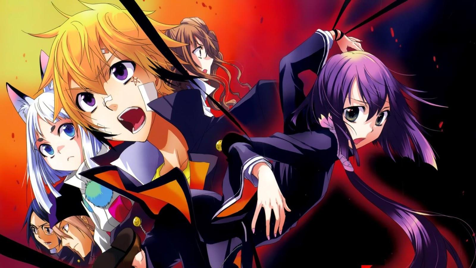 جميع حلقات انمى Tokyo Ravens بلوراي BluRay مترجم أونلاين كامل تحميل و مشاهدة