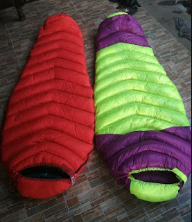 Sleeping Bag Bulu Angsa FP 800 Meikha