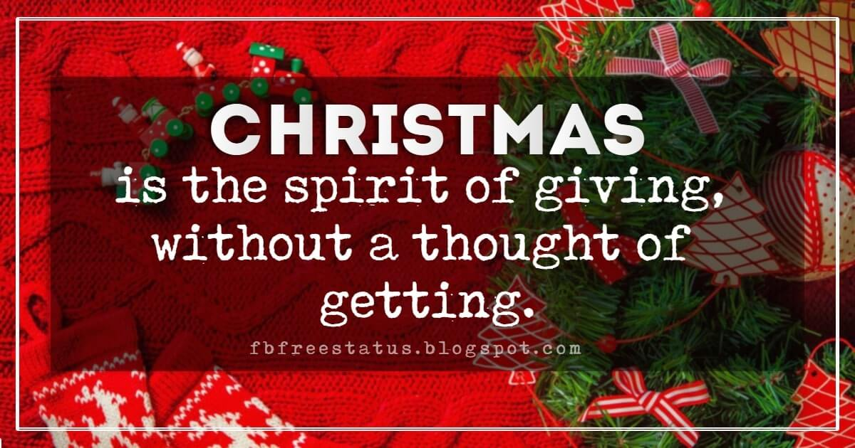 Inspirational Christmas Quotes: Inspirational Christmas Quotes And Sayings With Pictures