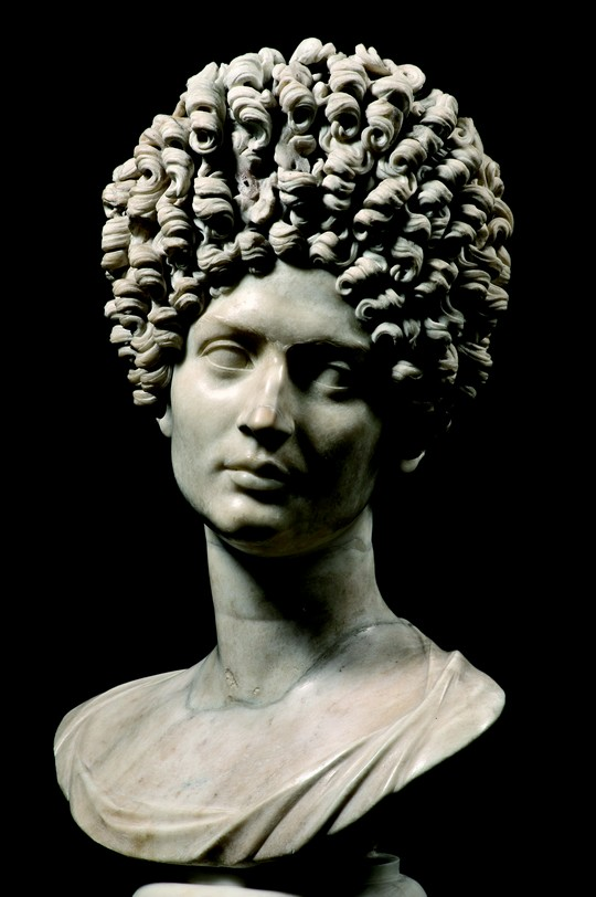 Super Hairstyles In Ancient Greece And Rome Histories Of Things To Come Hairstyle Inspiration Daily Dogsangcom