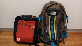 手荷物の写真