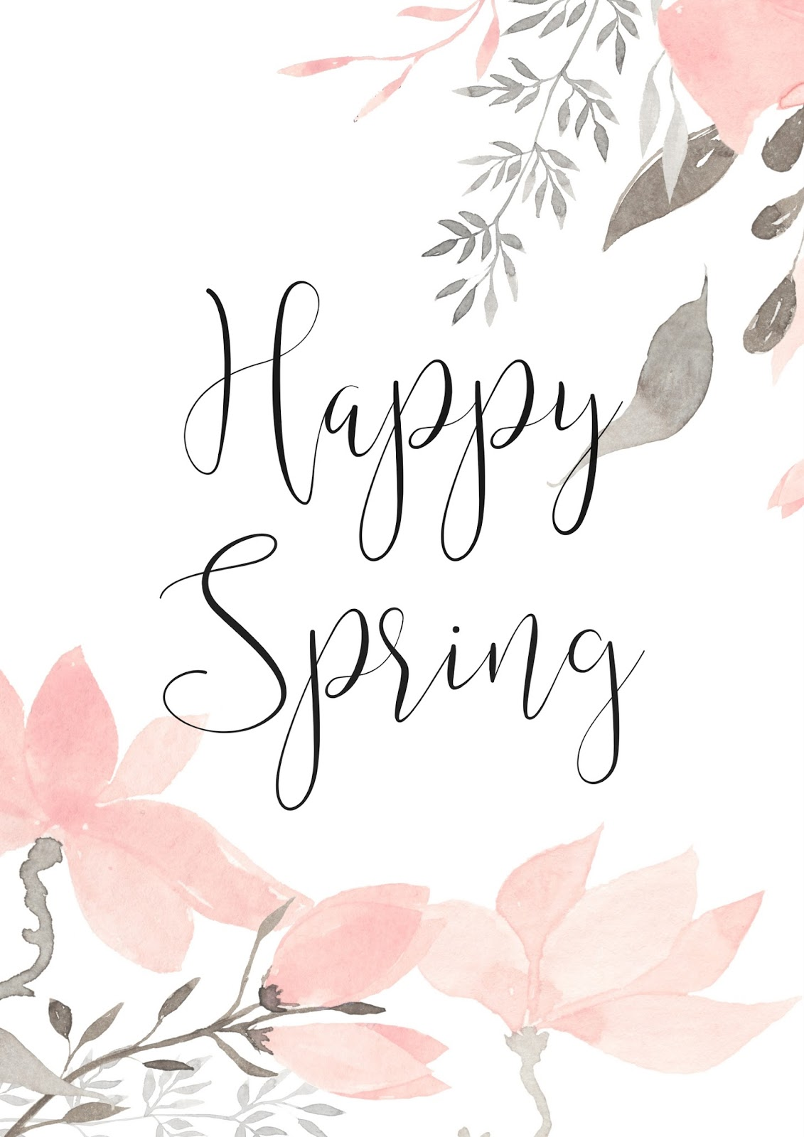 Free Art Ten Pretty Spring Printables From Thrifty Decor