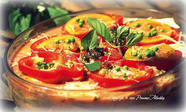 lasagne aux aubergines photo