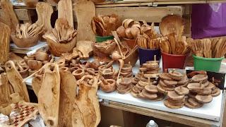 Tunisia stall at Surajkund Crafts Fair