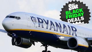 Black Friday 2018, Ryanair – Ακραίες προσφορές: Εισιτήρια από 3,92 ευρώ. Κρατήσεις, ημερομηνίες