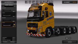 Truck - Volvo FH 2012 8×4 & 10×4 V 9