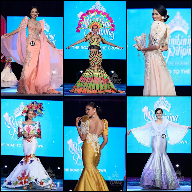 "SASHES AND TIARAS.....Binibining Pilipinas/Miss Philippines Universe 2016 National Costume Competition: My Top and ""Not-So Top"" Picks"