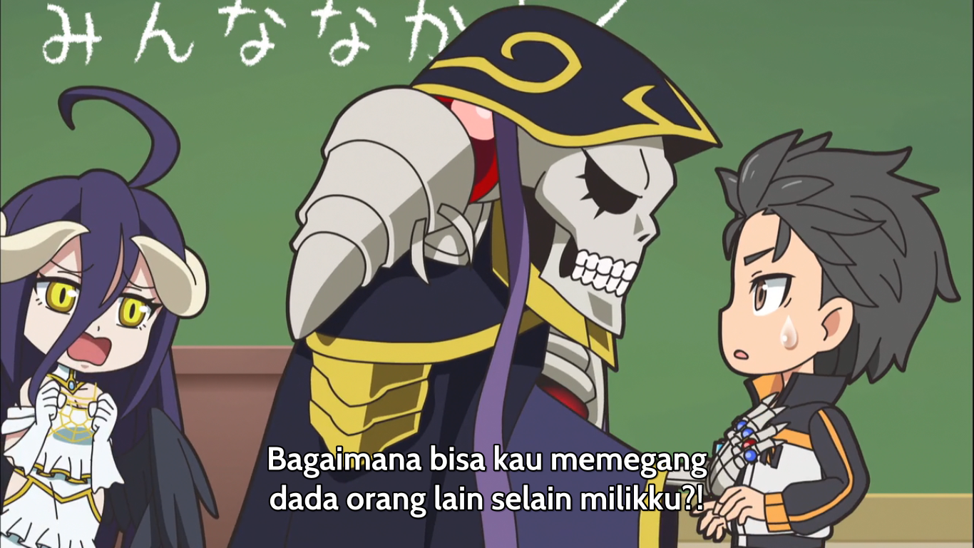 Isekai Quartet Episode 07 Subtitle Indonesia