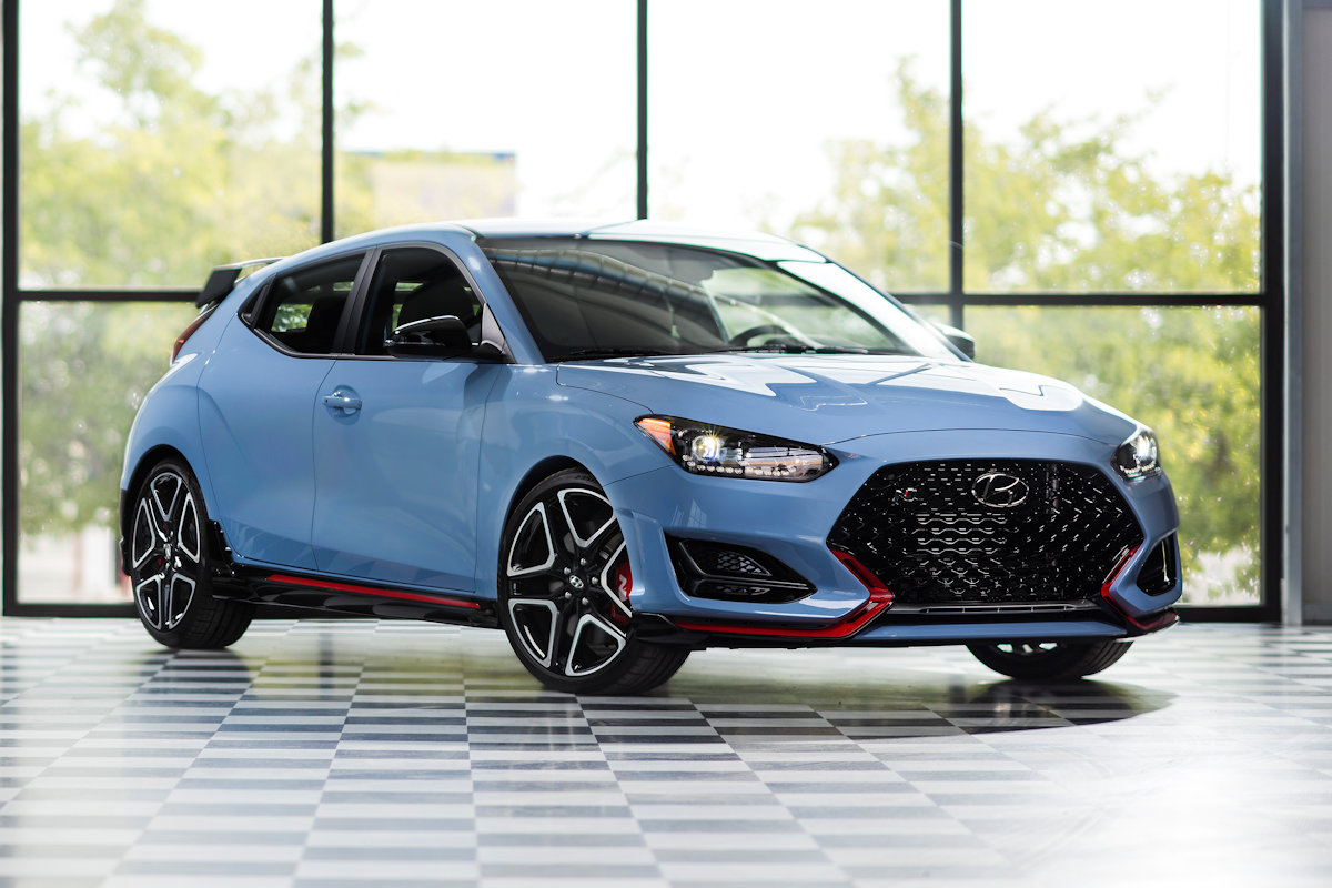 Yes, You Can Now Buy a Hyundai Veloster N in the Philippines