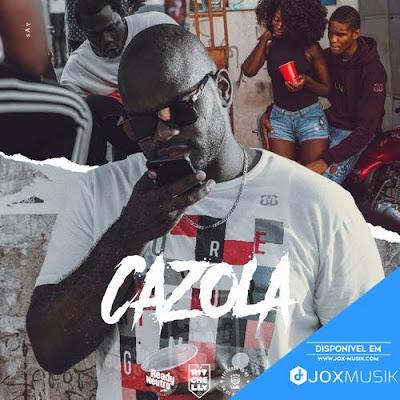 DJ Ritchelly - Cazola (feat Ready Neutro & Uami-Ndongadas)