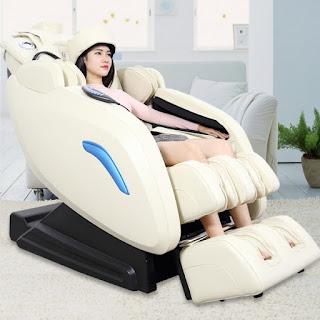 Thanh lý ghế massage toàn thân cũ giá rẻ mới đến 90%