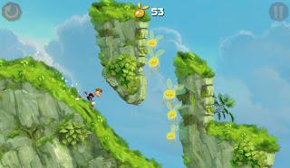 كيفية تحميل لعبة Rayman Jungle Run ؟