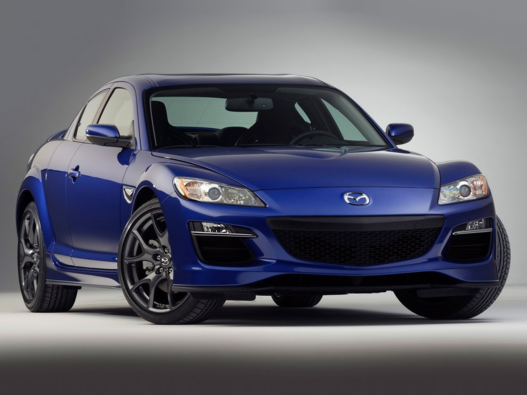 All Car Collections Mazda Rx8 Horsepower Controversy