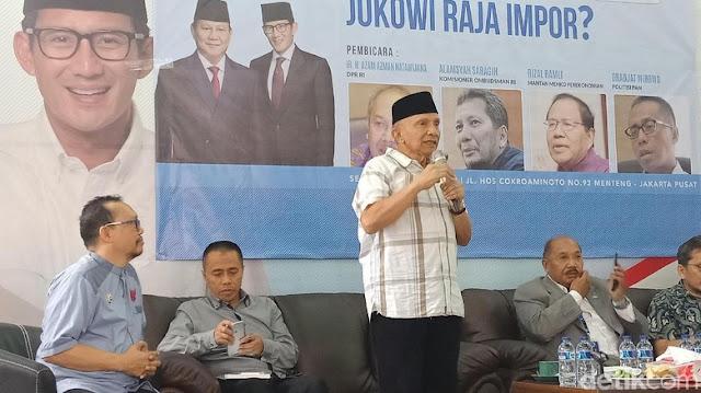 Amien Rais: Ada Empat Jenis Mafia yang Sedang Menguasai Indonesia
