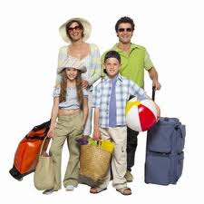 Tips for travelling safely with children
