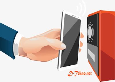 Fungsi NFC pada Smartphone android
