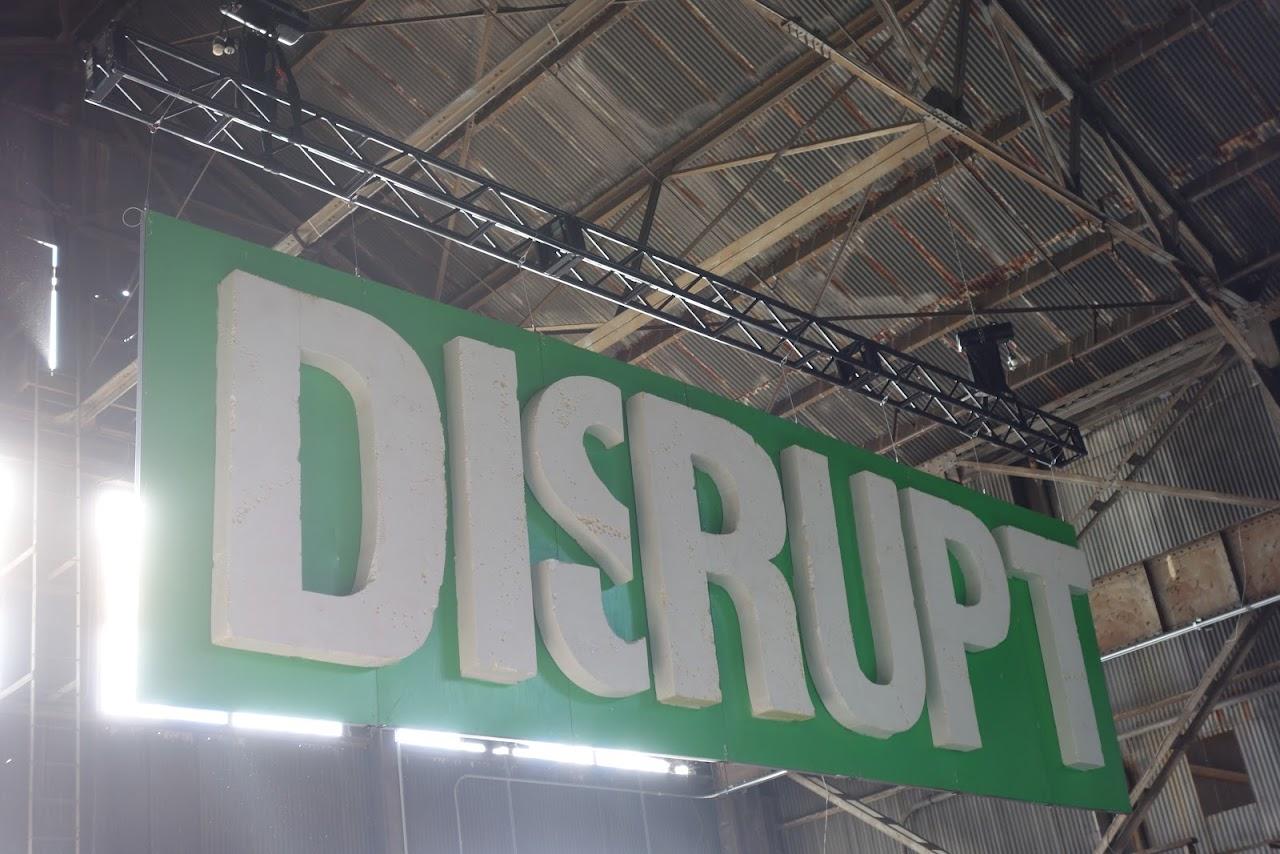 [直擊現場] 倉庫內的創業盛典TechCrunch Disrupt SF,精彩圖輯搶先看!
