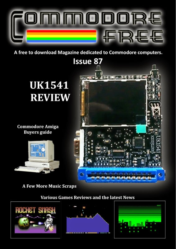 Commodore Free Magazine Issue 87 - 2015