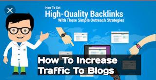How To Increase Traffic To Blogs,www.cyberyukti.com
