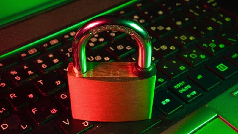 Cybersecurity: How to protect your personal data online - Passwords