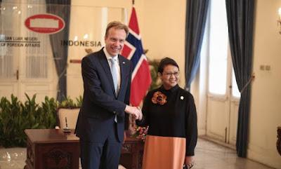 Kerja sama Indonesia - Norwegia bidang pendidikan
