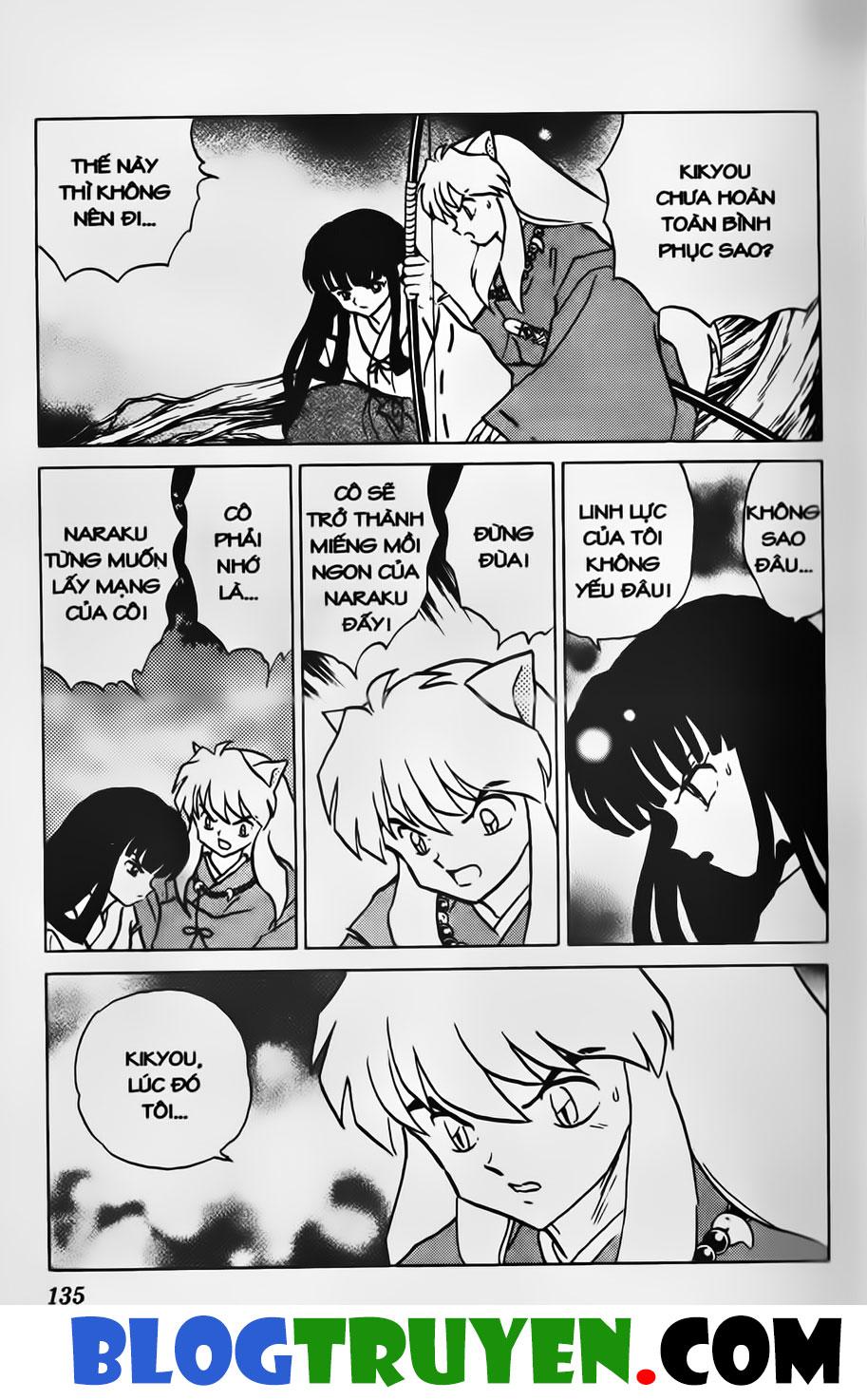 Inuyasha vol 32.8 trang 6